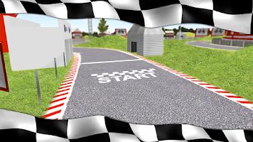 Screenshot of Speed Kart 3D