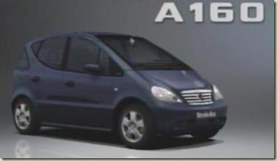 Mecerdes-Benz A 160 Avantgarde 98