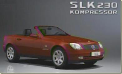 mercedesbenz-slk230 kompressor