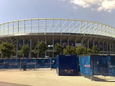 Estadio Ernst-Happel de Viena