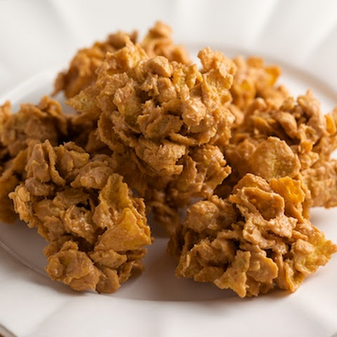 Butterscotch Corn Flake Candy