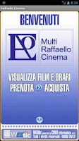 Screenshot of Webtic Raffaello Cinema