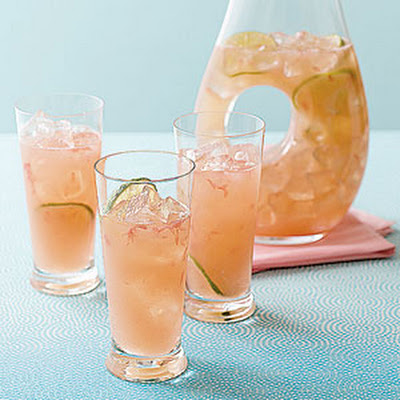 Grapefruit-Lime Coolers