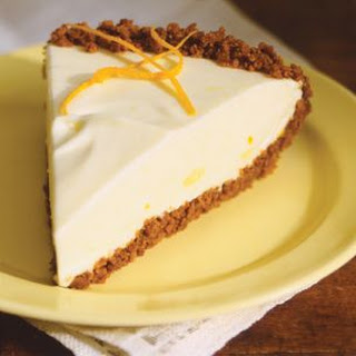 Orange Chiffon Pie Recipes