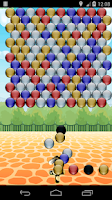 Screenshot of Bubble Game Free