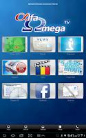 Screenshot of Alfa Omega TV