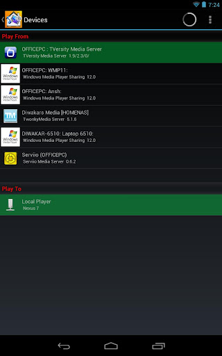 MediaHouse UPnP DLNA Browser