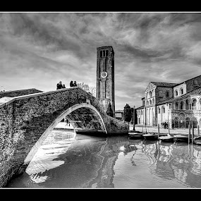 Murano by Davorin Munda - Buildings & Architecture Bridges & Suspended Structures