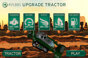 Screenshot of Hess Tractor Trek