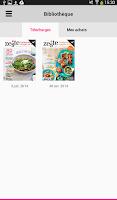 Screenshot of Zeste - Magazine