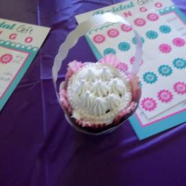 Bridal Shower Cupcake by Trisha Beck - Food & Drink Cooking & Baking