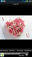 Screenshot of Valentine's Day Greetings HD