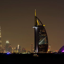 Burj Al Arab by Kingsly Xavier George - Buildings & Architecture Office Buildings & Hotels ( dubai, uae, hotels )