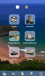 Llanes y la mar - screenshot