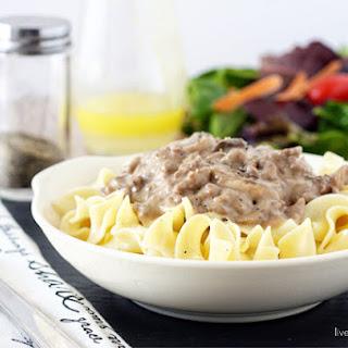 Roast Beef Stroganoff Recipes