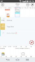 Screenshot of SolCalendar - Calendar / To do