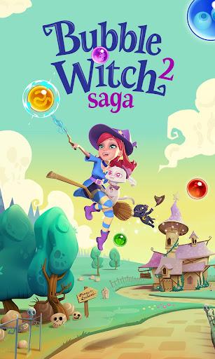 Bubble Witch 2 Saga - screenshot