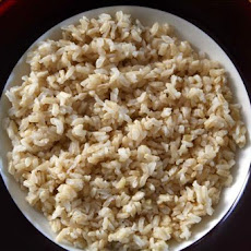 Plain but Perfect-Every-Time Brown Rice