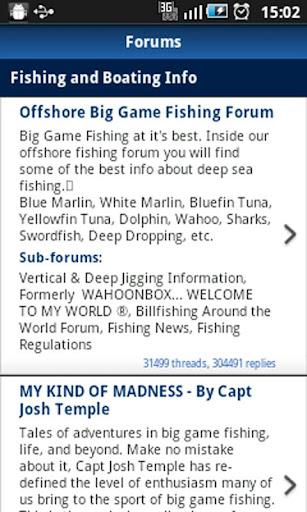 【免費運動App】SportFishermen.com Mobile-APP點子