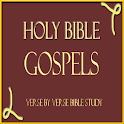 HOLY BIBLE: GOSPELS STUDY APP icon
