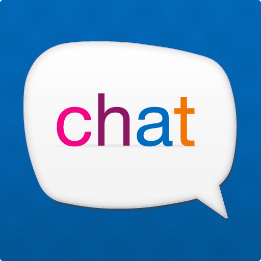 Hello Chatty Random Chat LOGO-APP點子