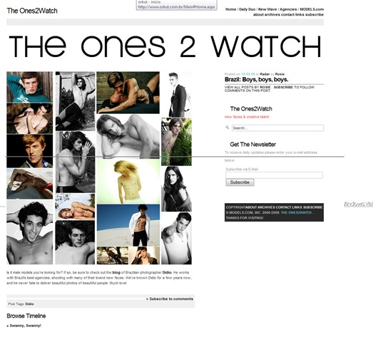theones2watch