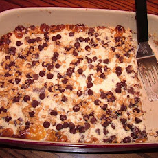 Chocolate Chip Toffee Millerbars