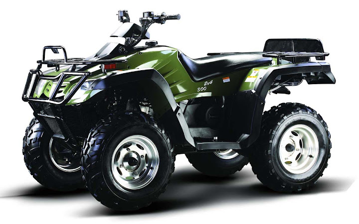 300cc Farm Ag Quad Bike ATV