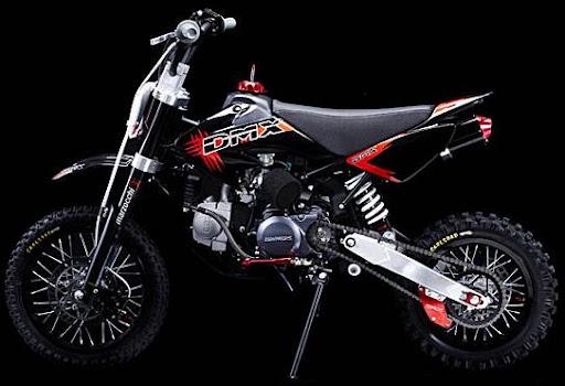 140cc DMX Pro Pit Bike