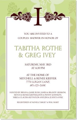 Tabitha & Greg
