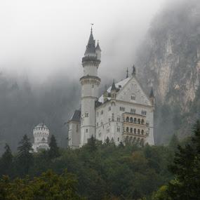 mystical castle by Karl Jones - Buildings & Architecture Public & Historical (  )