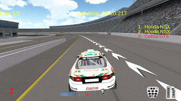 Screenshot of City Car Racing
