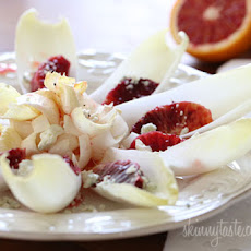 Blood Orange Endive Salad