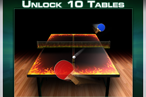 Screenshot of World Cup Table Tennis™