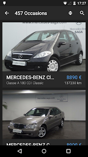 SAGA Mercedes-Benz - screenshot