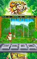 Screenshot of Crazy monkey slot