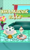 Screenshot of Shamrock Cake