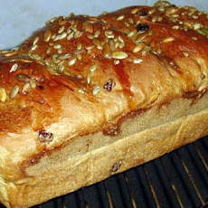 Pumpkin Apple Seed Loaf