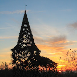 iron church  by Brecht Jocken - Buildings & Architecture Places of Worship (  )