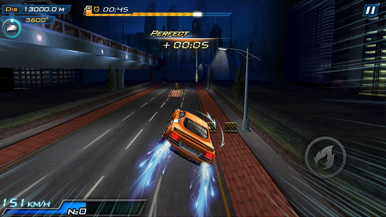 Racing Air Screenshot 1