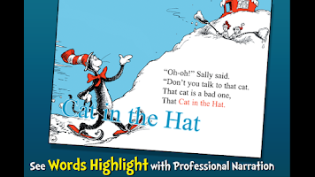 Screenshot of The Cat in the Hat Comes Back