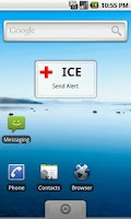 Screenshot of ICE : Emergency Contact
