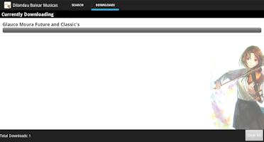 Screenshot of Dilandau Baixar Musicas