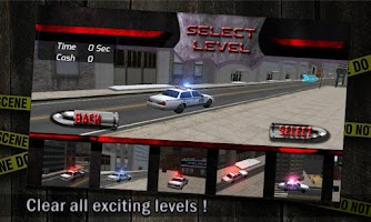 Screenshot of Police Car Parking3d Simulator