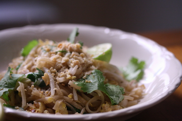 A Quest For Perfect Pad Thai