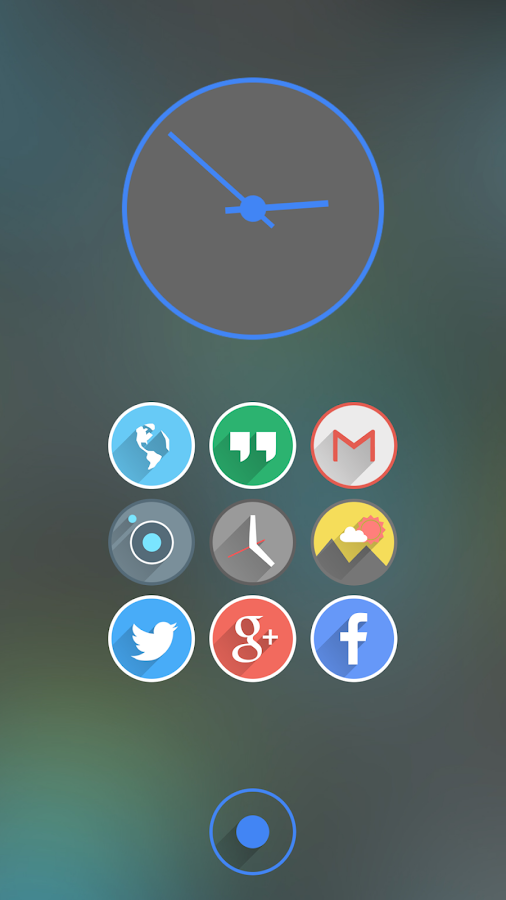 Velur - Icon Pack Screenshot 1