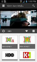 Screenshot of iTivi - Viet Mobi Tv