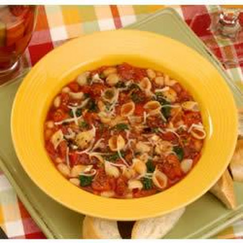 Bean Soup with Pasta (Pasta e Fagioli) Recipe | Yummly