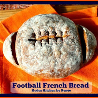 Football French Bread (aka Robert May's historical 1660 French Bread)