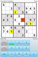 Screenshot of Super Sudoku